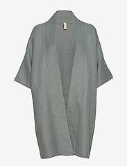 Underprotection - Gemma kimono - Överdelar - grey - 2