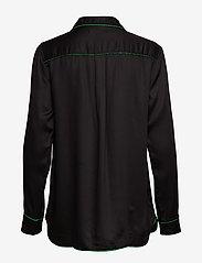 Underprotection - lisa shirt - Överdelar - black - 1