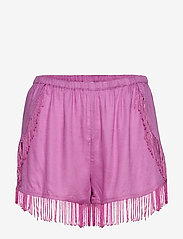 Underprotection - CECILIE SHORTS PURPLE - shorts - purple - 0