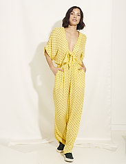 Underprotection - Donna jumpsuit - jumpsuits - yellow - 0