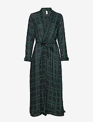 Underprotection - Terry robe - bathrobes - black - 1
