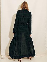 Underprotection - Terry robe - bathrobes - black - 3
