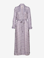 Underprotection - Terry robe - bathrobes - purple - 0