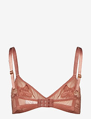 Underprotection - Betty bra - bra without wire - berry - 1