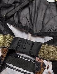 Underprotection - LANA BODY BLACK - bodies & slips - black - 3