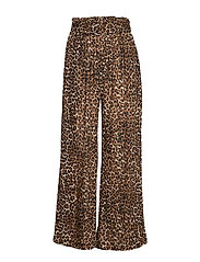 Leonora pants - BROWN