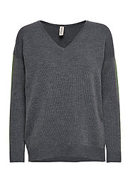 Holly sweater - GREY