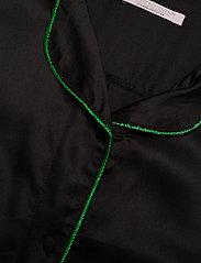 Underprotection - lisa shirt - Överdelar - black - 2