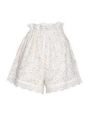 Zoe shorts - WHITE