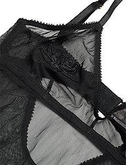 Underprotection - Heather body - bodies & slips - black - 2