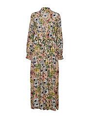 Melina robe - NUDE