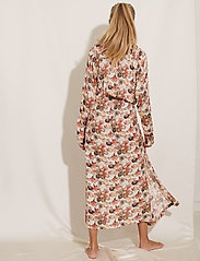 Underprotection - zenia robe - bathrobes - creme - 3