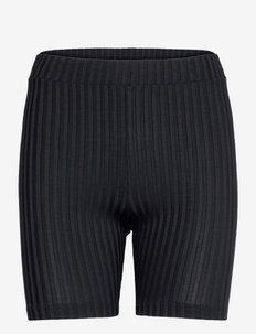 CELINEup SHORTS - shorts - black