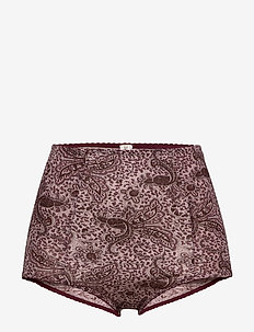PETRA HIPSTERS GREY - hipster & hotpants - plum