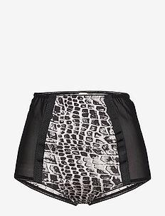 SELMA HIPSTERS BLACK - hipster & hotpants - black