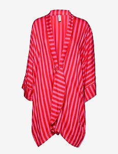 Amanda kimono - kimonos - red