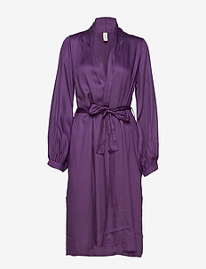 Isabel robe - PURPLE