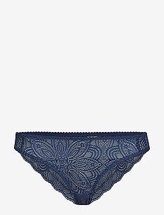 luna briefs - BLUE