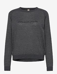 kimmie sweater - GREY