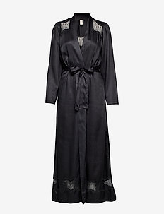 lulu robe - GREY