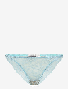 Amy briefs - string - blue