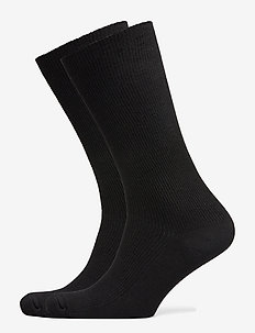 Tina 2pack high socks - socks - black