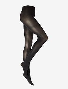 Paula tights - sukkahousut - black