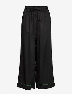 lisa pants - BLACK