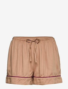 lisa shorts - WARM BEIGE