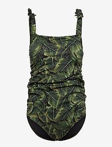 Bianca maternity swimsuit - stroje kąpielow - green