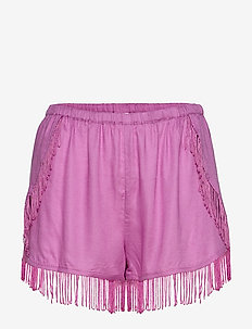 CECILIE SHORTS PURPLE - shorts - purple