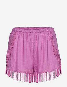 CECILIE SHORTS PURPLE - shortsit - purple