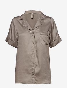 Rana short shirt - GREY