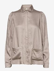 Rana shirt - Överdelar - grey