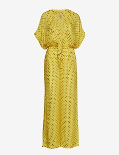 Donna jumpsuit - YELLOW