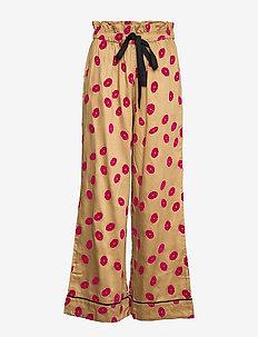 Lola pants - CAMEL