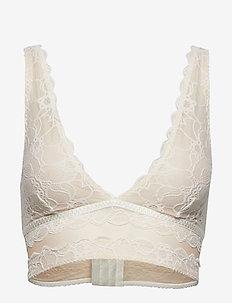 Victoria bralette - WHITE