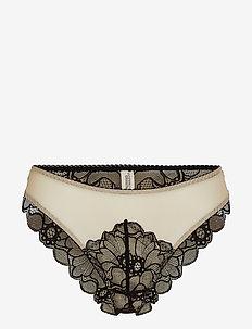 Victoria briefs - BLACK
