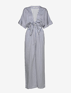 saga jumpsuit - pyjamas - blue