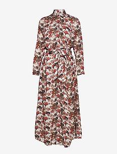 zenia robe - bathrobes - creme