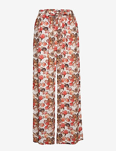 zenia pants - nederdelar - creme