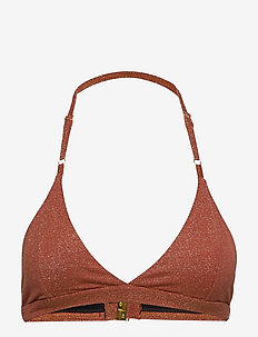 Kelly bikini bra - góry strojów kąpielowych - berry