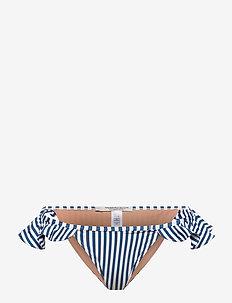 rita bikini briefs - doły strojów kąpielowych - blue