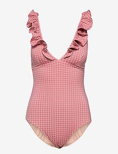 Rita swimsuit - 1 pièces - pink
