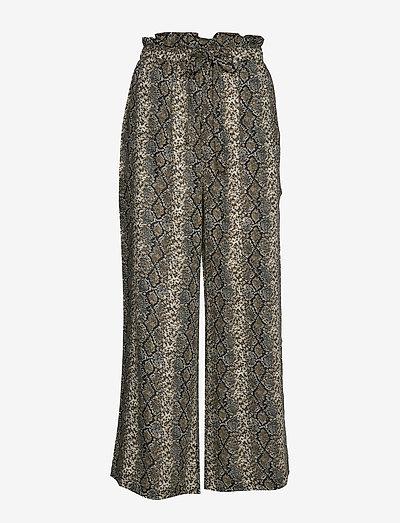 melina pants - bas - grey