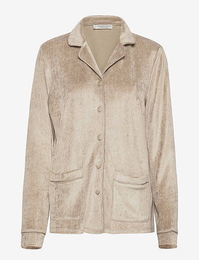 Sophie shirt - pyjamas - grey
