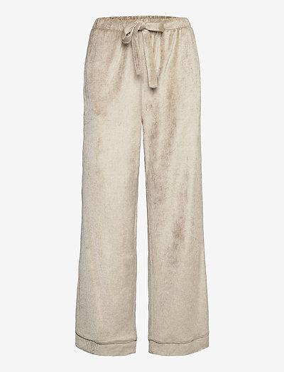 Sophie pants - pyjamas - grey