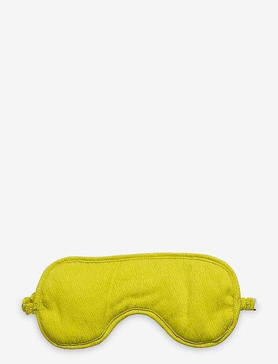 Sally eyemask - sovemasker - citronelle
