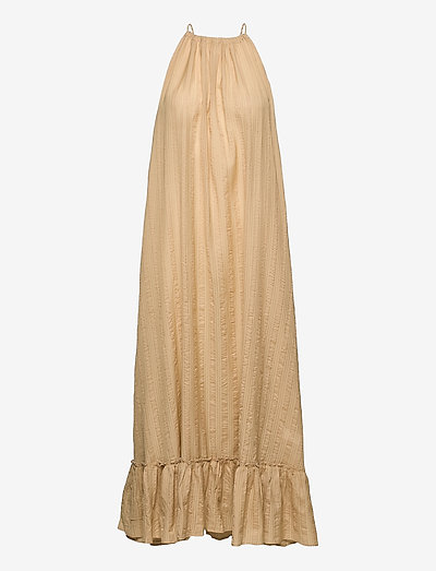 Sara dress - yöpaidat - beige