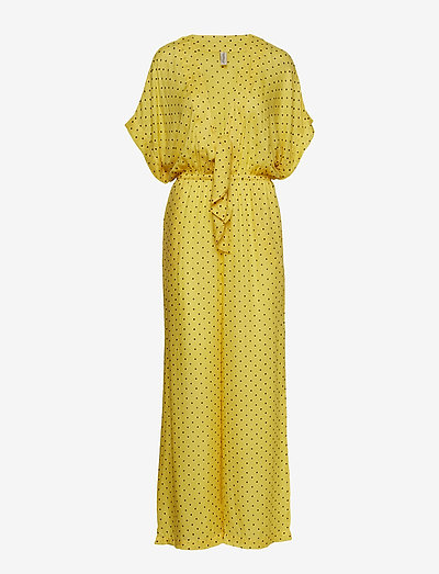 Donna jumpsuit - clothing - yellow